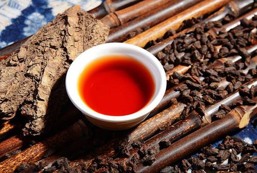 普洱茶生茶与熟茶的区别